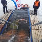 СВМ на Крещенских купаниях