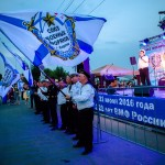 31.07.16 День ВМФ-2016! Вечерняя шоу-программа, посвященная 320-летию ВМФ в Саратове, организованная нашим «Союзом Военных Моряков»