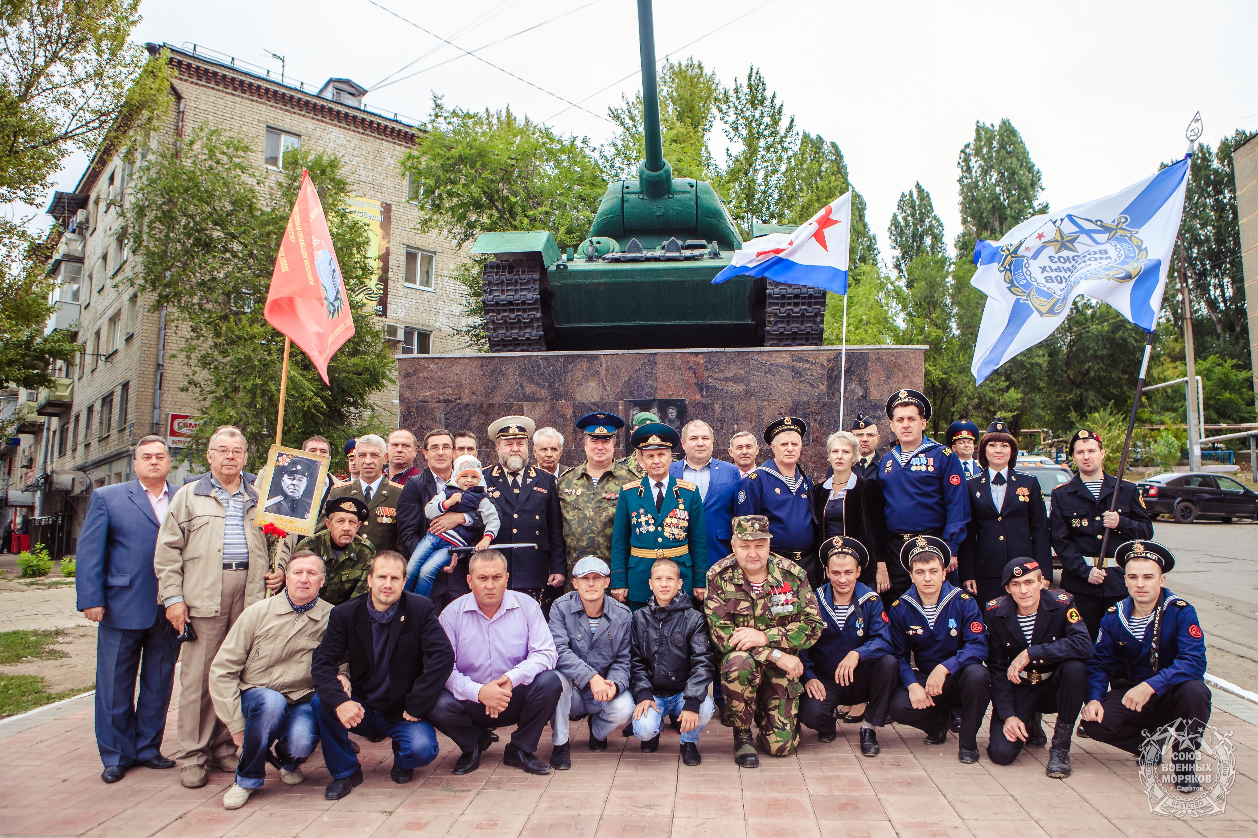 СВМ на Дне танкиста 11.09.16