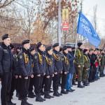 СВМ — Организатор празднования Дня морской пехоты в Саратове — 2016