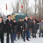 СВМ посетил с визитом г.Балаково 11.02.17