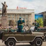 СВМ-участник парада Победы 2017