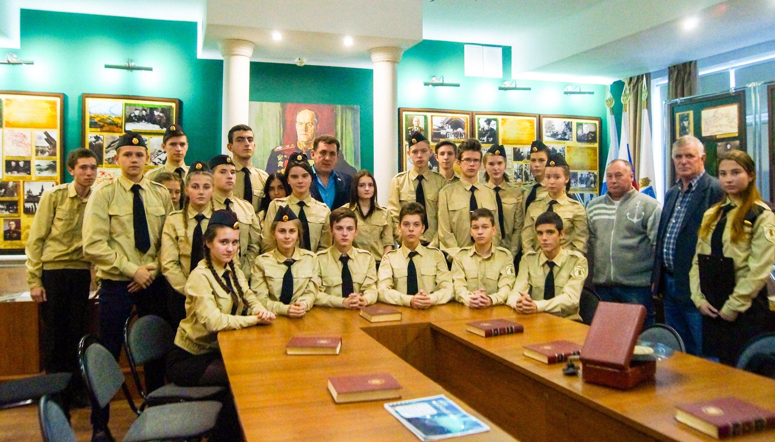 СВМ в гостях у 51 школы г.Саратова