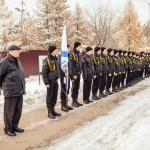 СВМ - организатор празднования Дня морской пехоты-2017