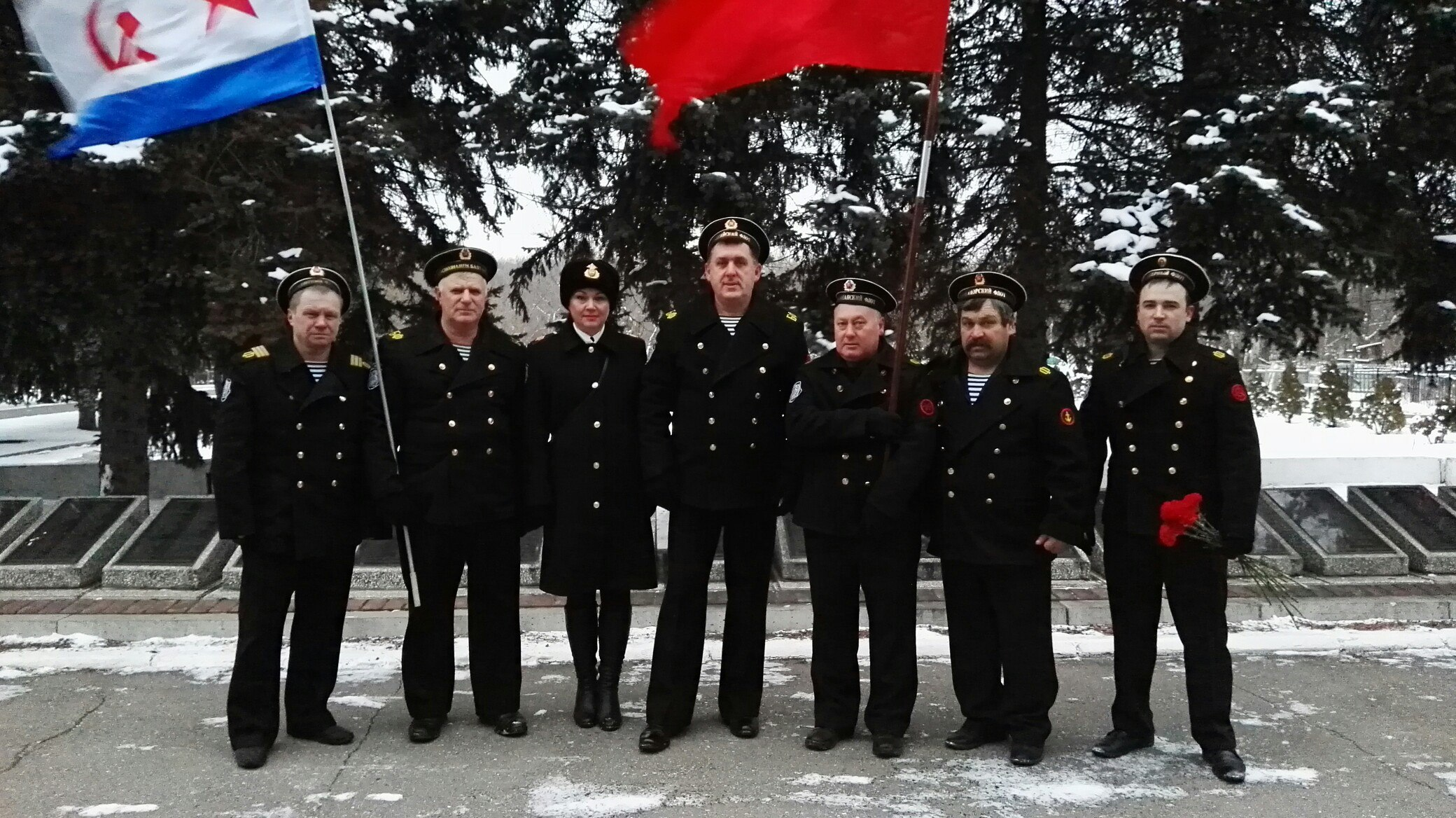 СВМ у мемориала Неизвестному солдату
