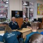 СВМ провел урок Мужества, посвященный Дню морской пехоты